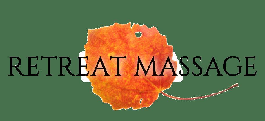 Retreat Massage Logo